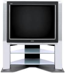 sony wega crt tv. with a 40-inch screen, the sony wega is at upper limit of crt tv