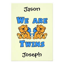twin birth announcements photo cards 1503 best baby twins birth announcements images on pinterest twin