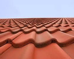 braas monier concrete tiles on roof