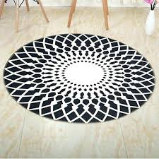 circle bathroom rugs circle bath rug unique mandala geometric pattern round bath mat circle bathroom rugs