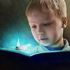 Afbeeldingsresultaat voor magisch kind