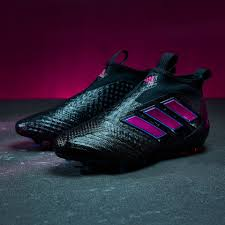 adidas ace 17. adidas ace 17+ purecontrol fg - core black/shock pink/blue ace 17 pro:direct soccer