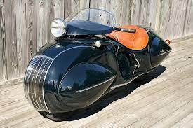 custom built henderson motorcycle from the 30 s custom