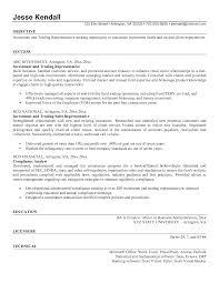 day trader resume sample trader resume resume template stock trader resume