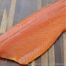 gift voucher for smoked salmon