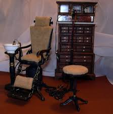 dental office furniture. miniature dental office furniture by amy herman