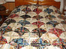 Log Cabin Quilt Patterns Inspiration Looking For A Pattern For Curved Log Cabin Quilt