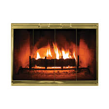 calloway masonry fireplace door