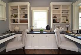 two desk home office. Home Office Designs For Two With Exemplary Functional Epiphany Decor Desk