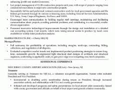 Real Estate Administration Sample Resume 9 City Planning Resumes