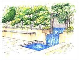 landscape architecture blueprints. Landscape Blueprints Architecture
