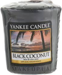 Yankee Candle <b>Black Coconut</b> - <b>Ароматическая свеча</b>: купить по ...