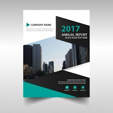 Annual Report Templates Free Download 2017 Annual Report Abstract Brochure Template Vector Free