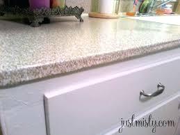 countertop seam cover using contact paper to cover and redo laminate seam filler kitchen your countertop stove seam cover