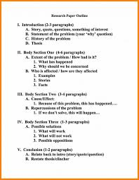 research paper outline mla term paper outline mla formatting a research paper