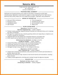 9 Psychologist Resume Letter Of Apeal
