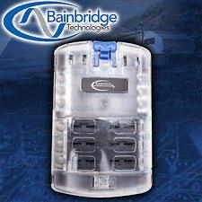fuse block fuse block holder caravan marine dual battery 12 volt 6 way 30 amp new btfb6