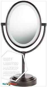 Best lighting for makeup mirror Dresser Best Lighting For Makeup Vanity Do You Need Lighted Makeup Mirror Hostgigsinfo Best Lighting For Makeup Vanity Do You Need Lighted Makeup Mirror