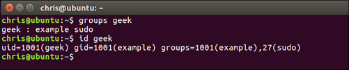 Secondary Group Add A User To A Group Or Second Group On Linux