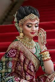 gujarati bridal look