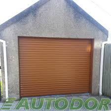 roller garage door cardiff goldenoak roller garage doors