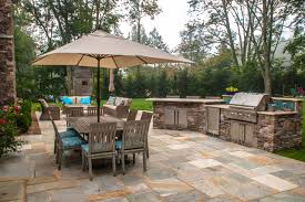 patio with pool and grill. Modren Pool Custom Outdoor Bar BBQ Grill Design Installation Bergen County In Plan 12 Inside Patio With Pool And C