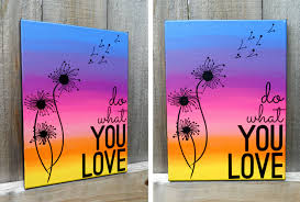 Easy paintings on canvas Pictures Inspirational Art Shutterfly 39 Beautiful Diy Canvas Painting Ideas For Your Home Shutterfly