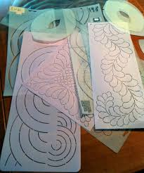 Using Hand Quilting Stencils: Tips & Ideas & Quilting Stencils Adamdwight.com