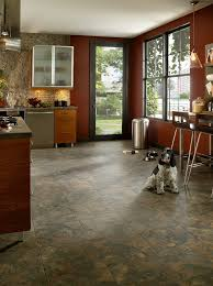 Linoleum Kitchen Flooring Options Alterna Luxury Vinyl Tile Vs Ceramic Tile Flooring