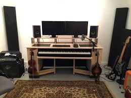 desk mixing desk furniture uk i built this diy audio mixing desk and drank lots