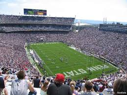 Beaver Stadium Seating Chart Beaver Stadium Seat Views Section By Section