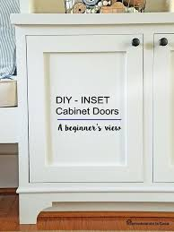 diy shaker cabinet doors inspirational diy inset cabinet doors a beginner s way of diy shaker