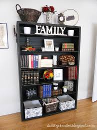 Appealing How To Decorate Bookshelves Without Books Pics Design Inspiration  ...