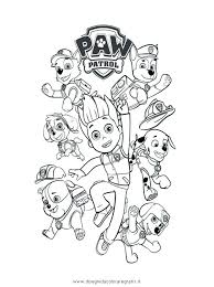 Coloring Pages Spy Chase Paw Patrol Coloring Pages Picture Page