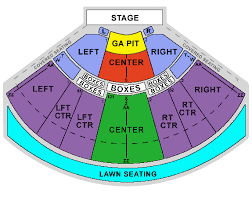 St Louis Verizon Wireless Amphitheater Seating Chart Hollywood Amphitheater St Louis Seating Chart Seat Numbers