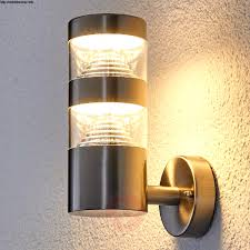 outdoor wall lighting ideas. Stainless Steel Led Outdoor Wall Light Lanea Lights Ie Lighting Ideas