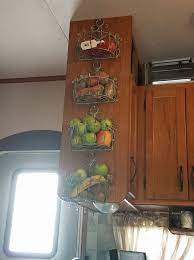 ideas for storing fruit vegetables in