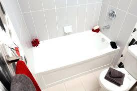 bathtub right hand drain valley skirted left home depot inch bathtub right