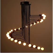 edison lighting fixtures.  Lighting Edison Lighting Fixtures Loft Retro Creative Spiral Light Bulb  Decorative Pendant Lamp Fixtures Inside Edison Lighting Fixtures I