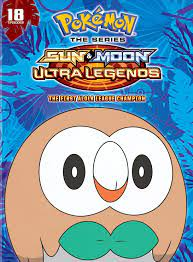 Pokemon the Series: Sun and Moon Ultra Legends: The First Alola League  Champion Season 22 Set 3 [DVD] - Best Buy