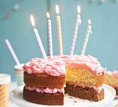 Super Easy Birthday Cake Recipe Bbc Good Food