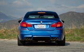 BMW 5 Series bmw m5 f10 price : 2013 BMW M5 First Test - Motor Trend