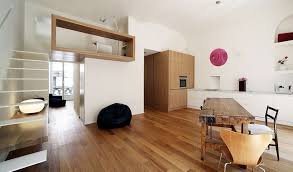 mezzanine furniture. Stylish Mezzanine Design You Will Definitely Love: Neutral Scheme Application Of Modern Home Furniture B