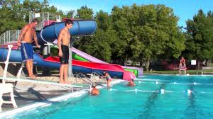 Amazing Diving Board Tricks 2 - YouTube