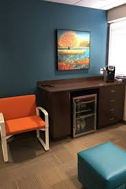 Medical Interior Design And Furniture System Office Products Design