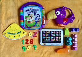 Những đồ chơi trí tuệ cho bé từ 6 tháng tuổi