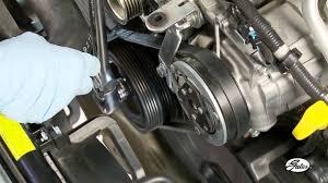 Gates <b>Subaru</b> Stretch <b>Fit</b> Belt Installation - YouTube