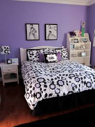 Purple And Zebra Bedroom Bedroom Designs For Girls Rukle Decorations Cute Zebra White