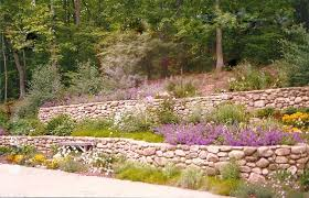 Small Picture Hill along driveway transformed into butterfly garden Rustic