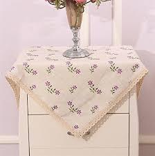 coffee table cloth